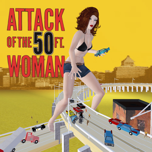 Attack50ftWoman